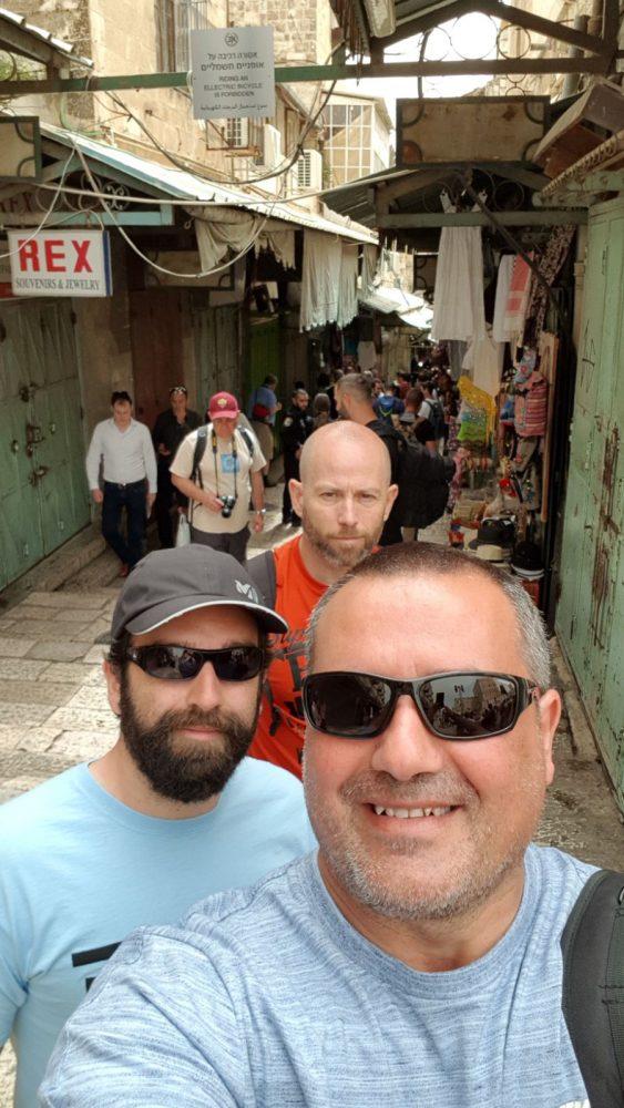 viaje a israel krav maga fel españa