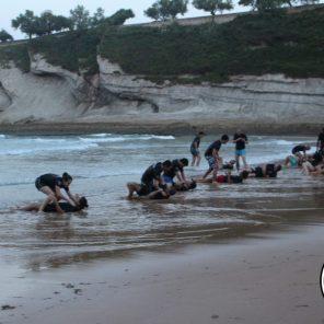 mataleñas krav maga playa santander