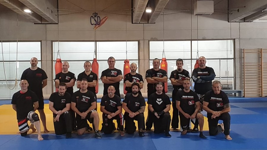 instructores madrid julio '19