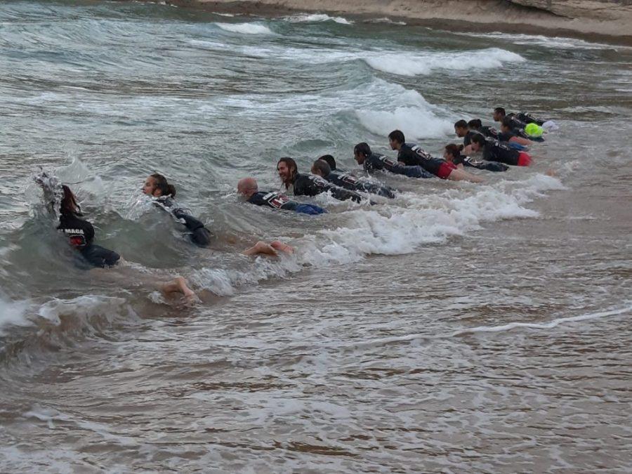 defensa personal krav maga santander playa